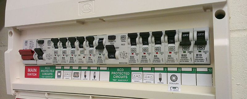 Full House Rewirings   Electrician Leeds